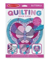 Butterfly, Quilting Made Easy