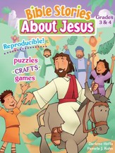 Download Bible Stories About Jesus - Grades 3-4 - PDF Download [Download]