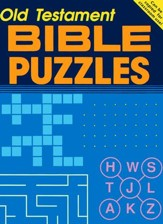 Download Bible Puzzles - Old Testament - PDF Download [Download]