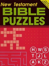 Download Bible Puzzles - New Testament - PDF Download [Download]