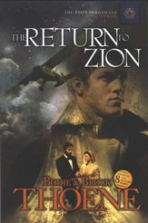 The Return to Zion, Zion Chronicles Series #3   - Slightly Imperfect