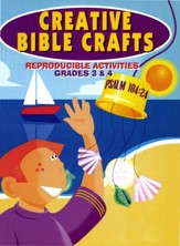 Download Creative Bible Crafts - Grades 3-4 - PDF Download [Download]