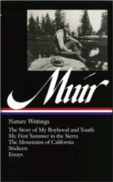 John Muir, Nature Writings