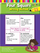 Four Square Writing, Grades 4-6
