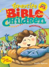 Download Favorite Bible Children - Ages 2-3 - PDF Download [Download]