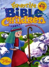 Download Favorite Bible Children - Ages 4-5 - PDF Download [Download]
