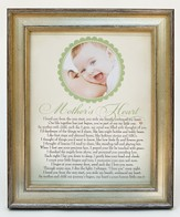 Mother's Heart Photo Frame