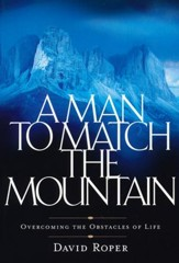 A Man to Match the Mountain