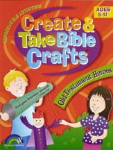 Download Create and Take Crafts - Old Testament Heroes - PDF Download [Download]