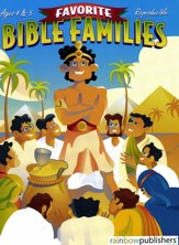 Download Favorite Bible Families - Ages 4-5 - PDF Download [Download]