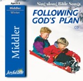 Following God's Plan Middler (Grades 3-4) Audio CD