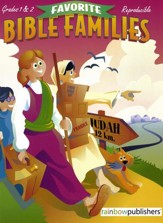 Download Favorite Bible Families - Grades 1-2 - PDF Download [Download]