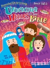 Download Undercover Heroes of the Bible - Ages 2-3 - PDF Download [Download]