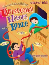 Download Undercover Heroes of the Bible - Grades 1-2 - PDF Download [Download]