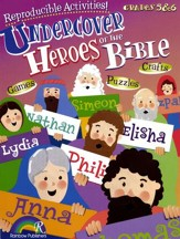 Download Undercover Heroes of the Bible - Grades 5-6 - PDF Download [Download]