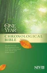 The One Year Chronological Bible NIV - eBook