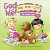 Download God and Me for Little Ones: My First Devotional for Toddler Girls Ages 2-3 - PDF Download [Download]