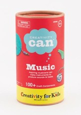 Creativity Can ™ Music