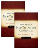 Acts 1-28 MacArthur New Testament Commentary Two Volume Set / New edition - eBook
