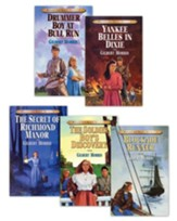 Bonnets and Bugles Series Books 1-5 / New edition - eBook