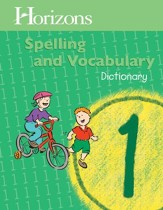 Horizons Spelling & Vocabulary 1, Complete Set