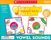 Vowel Sounds Learning Puzzles