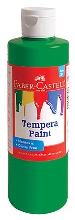 Tempera Paint, Green