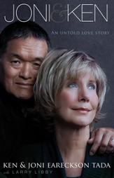 Joni and Ken: An Untold Love Story - eBook