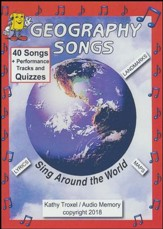 Geography Songs Volumes 1-3