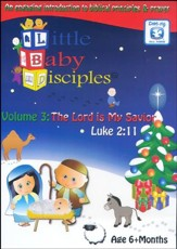 The Lord Is My Savior: Little Baby Disciples Volume 3  - Slightly Imperfect