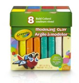 Modeling Clay, 2 Pound Jumbo Assortment