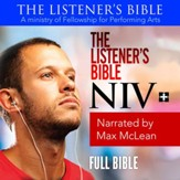 The NIV Listener's Audio Bible - Old Testament: Vocal Performance by Max McLean Audiobook [Download]