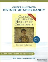 Teachers Edition: Cartas Illustrated  History of Christianity; For Grades 9-12 - PDF Download [Download]