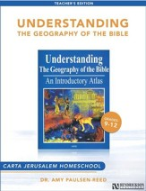 Teachers Edition: Understanding the Geography of the Bible; For Grades 9-12 - PDF Download [Download]