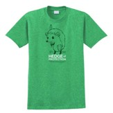 Hedge of Protection Shirt, Green, Medium