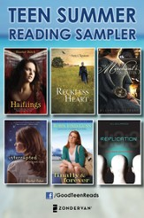 Teen Summer Reading Sampler 2012 (free ebook) - eBook