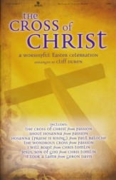 The Cross of Christ, Choral Book