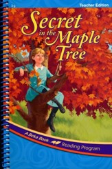 Abeka Secret in the Maple Tree  Teacher Edition