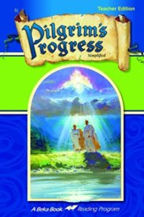 Abeka Pilgrim's Progress Simplified  Teacher Edition