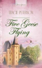 Five Geese Flying - eBook