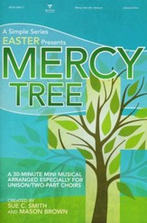 Mercy Tree, Choral Book