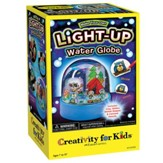 Light-Up Water Globe
