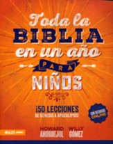 Toda la Biblia en un Año para Niños  (The Bible in One Year for Kids)