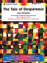 The Tale of Despereaux, Novel Units Teacher's Guide, Grades 5-6