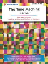 The Time Machine, Novel Units Teacher's Guide, Grades 9-12