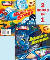 Joker's Joyride/Built for Speed (DC Super Friends) - eBook