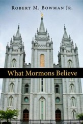 What Mormons Believe - eBook
