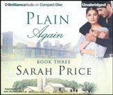 #3: Plain Again - unabridged audio book on CD