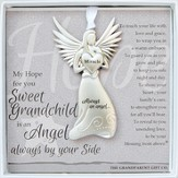 Grandchild, Always An Angel Ornament