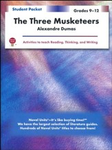 The Three Musketeers, Novel Units Student Packet, Grades 9-12